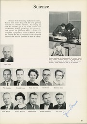 Page 33, 1962 Edition, Edison High School - Torch Yearbook (Tulsa, OK) online yearbook collection