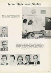 Page 35, 1962 Edition, Edison High School - Torch Yearbook (Tulsa, OK) online yearbook collection