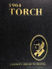 1964 Edition, Edison High School - Torch Yearbook (Tulsa, OK)