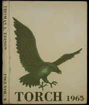 1965 Edition, Edison High School - Torch Yearbook (Tulsa, OK)