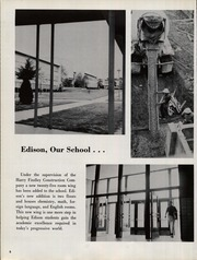 Page 10, 1965 Edition, Edison High School - Torch Yearbook (Tulsa, OK) online yearbook collection