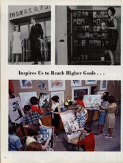 Page 12, 1965 Edition, Edison High School - Torch Yearbook (Tulsa, OK) online yearbook collection