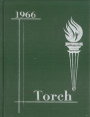 1966 Edition, Edison High School - Torch Yearbook (Tulsa, OK)