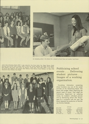 Page 61, 1969 Edition, Edison High School - Torch Yearbook (Tulsa, OK) online yearbook collection