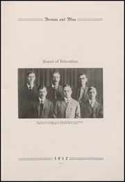 Page 11, 1917 Edition, Stillwater High School - Pioneer Yearbook (Stillwater, OK) online yearbook collection