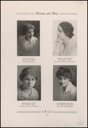 Page 14, 1917 Edition, Stillwater High School - Pioneer Yearbook (Stillwater, OK) online yearbook collection