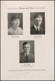 Page 15, 1917 Edition, Stillwater High School - Pioneer Yearbook (Stillwater, OK) online yearbook collection