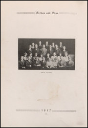 Page 16, 1917 Edition, Stillwater High School - Pioneer Yearbook (Stillwater, OK) online yearbook collection
