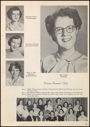 Page 73, 1955 Edition, Stillwater High School - Pioneer Yearbook (Stillwater, OK) online yearbook collection