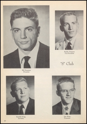 Page 76, 1955 Edition, Stillwater High School - Pioneer Yearbook (Stillwater, OK) online yearbook collection
