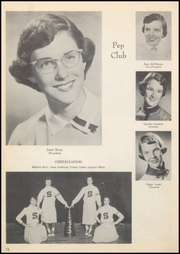 Page 78, 1955 Edition, Stillwater High School - Pioneer Yearbook (Stillwater, OK) online yearbook collection