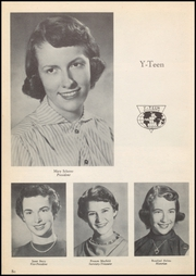 Page 84, 1955 Edition, Stillwater High School - Pioneer Yearbook (Stillwater, OK) online yearbook collection