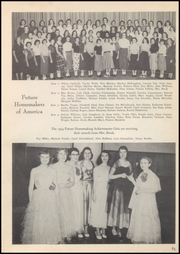 Page 87, 1955 Edition, Stillwater High School - Pioneer Yearbook (Stillwater, OK) online yearbook collection