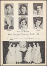 Page 88, 1955 Edition, Stillwater High School - Pioneer Yearbook (Stillwater, OK) online yearbook collection