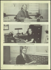 Page 10, 1956 Edition, Stillwater High School - Pioneer Yearbook (Stillwater, OK) online yearbook collection
