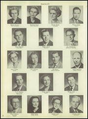 Page 12, 1956 Edition, Stillwater High School - Pioneer Yearbook (Stillwater, OK) online yearbook collection