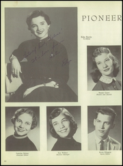 Page 16, 1956 Edition, Stillwater High School - Pioneer Yearbook (Stillwater, OK) online yearbook collection