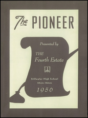 Page 5, 1956 Edition, Stillwater High School - Pioneer Yearbook (Stillwater, OK) online yearbook collection