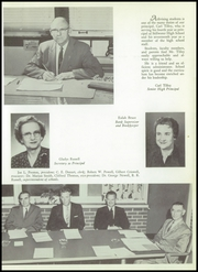 Page 11, 1960 Edition, Stillwater High School - Pioneer Yearbook (Stillwater, OK) online yearbook collection
