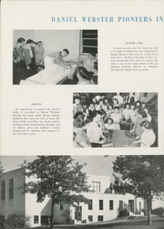 Page 10, 1950 Edition, Daniel Webster High School - Warrior Yearbook (Tulsa, OK) online yearbook collection