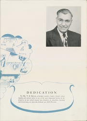 Page 9, 1950 Edition, Daniel Webster High School - Warrior Yearbook (Tulsa, OK) online yearbook collection