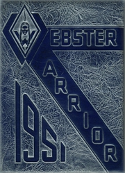 1951 Edition, Daniel Webster High School - Warrior Yearbook (Tulsa, OK)
