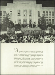 Page 10, 1951 Edition, Daniel Webster High School - Warrior Yearbook (Tulsa, OK) online yearbook collection