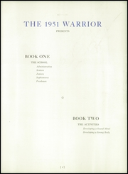 Page 13, 1951 Edition, Daniel Webster High School - Warrior Yearbook (Tulsa, OK) online yearbook collection