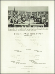 Page 14, 1951 Edition, Daniel Webster High School - Warrior Yearbook (Tulsa, OK) online yearbook collection