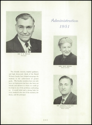 Page 17, 1951 Edition, Daniel Webster High School - Warrior Yearbook (Tulsa, OK) online yearbook collection