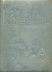 Daniel Webster High School - Warrior Yearbook (Tulsa, OK) online yearbook collection, 1954 Edition, Page 1