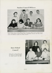 Page 11, 1955 Edition, Daniel Webster High School - Warrior Yearbook (Tulsa, OK) online yearbook collection