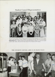 Page 12, 1955 Edition, Daniel Webster High School - Warrior Yearbook (Tulsa, OK) online yearbook collection