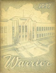 Daniel Webster High School - Warrior Yearbook (Tulsa, OK) online yearbook collection, 1957 Edition, Page 1