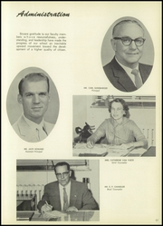 Page 15, 1959 Edition, Daniel Webster High School - Warrior Yearbook (Tulsa, OK) online yearbook collection