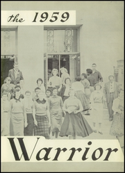 Page 7, 1959 Edition, Daniel Webster High School - Warrior Yearbook (Tulsa, OK) online yearbook collection