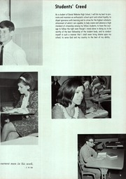 Page 13, 1968 Edition, Daniel Webster High School - Warrior Yearbook (Tulsa, OK) online yearbook collection