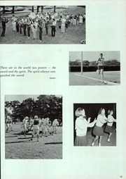 Page 17, 1968 Edition, Daniel Webster High School - Warrior Yearbook (Tulsa, OK) online yearbook collection