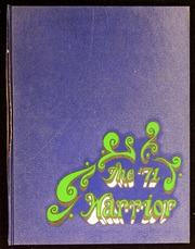 1971 Edition, Daniel Webster High School - Warrior Yearbook (Tulsa, OK)