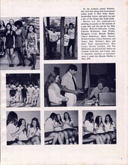 Page 11, 1973 Edition, Daniel Webster High School - Warrior Yearbook (Tulsa, OK) online yearbook collection