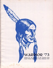Page 5, 1973 Edition, Daniel Webster High School - Warrior Yearbook (Tulsa, OK) online yearbook collection