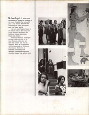 Page 16, 1975 Edition, Daniel Webster High School - Warrior Yearbook (Tulsa, OK) online yearbook collection