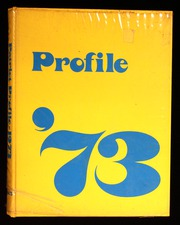1973 Edition, Putnam City West High School - Patriot Profile Yearbook (Oklahoma City, OK)