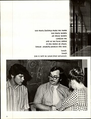 Page 10, 1973 Edition, Putnam City West High School - Patriot Profile Yearbook (Oklahoma City, OK) online yearbook collection