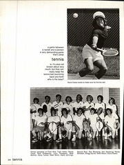 Page 244, 1974 Edition, Putnam City West High School - Patriot Profile Yearbook (Oklahoma City, OK) online yearbook collection