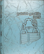 1975 Edition, Putnam City West High School - Patriot Profile Yearbook (Oklahoma City, OK)