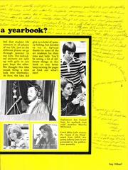 Page 7, 1979 Edition, Putnam City West High School - Patriot Profile Yearbook (Oklahoma City, OK) online yearbook collection
