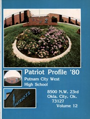 Page 5, 1980 Edition, Putnam City West High School - Patriot Profile Yearbook (Oklahoma City, OK) online yearbook collection