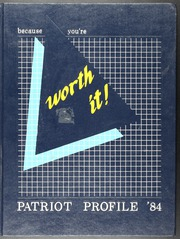 1984 Edition, Putnam City West High School - Patriot Profile Yearbook (Oklahoma City, OK)