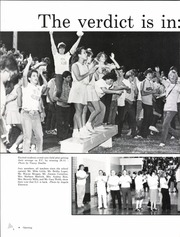 Page 8, 1984 Edition, Putnam City West High School - Patriot Profile Yearbook (Oklahoma City, OK) online yearbook collection